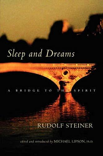9780880105125: Sleep and Dreams: A Bridge to the Spirit