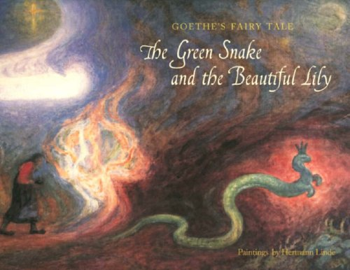 9780880105705: The Green Snake and the Beautiful Lily: A Fairy Tale
