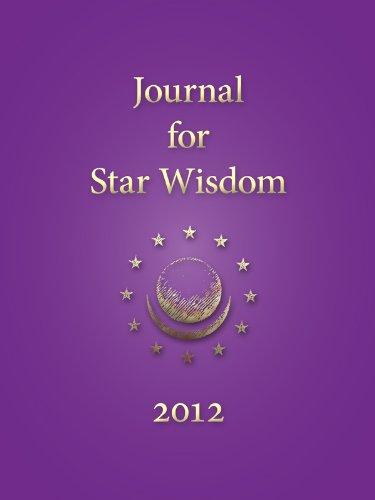 9780880106528: Journal for Star Wisdom 2012