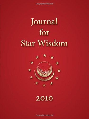9780880107136: Journal for Star Wisdom 2010