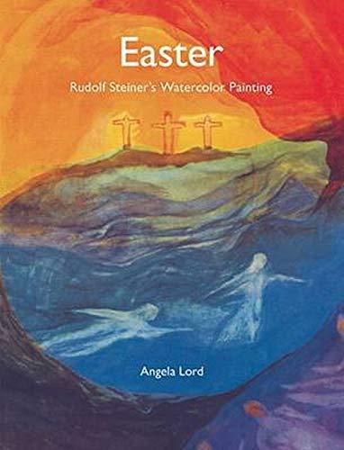 9780880107235: Easter: Rudolf Steiner's Watercolor Painting