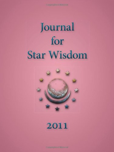 9780880107280: Journal for Star Wisdom 2011