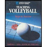 9780880113168: Teaching Volleyball (Steps to Success Activity Series)