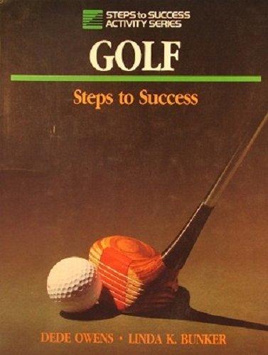 9780880113212: Golf (Steps to Success)