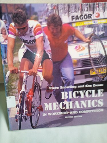 9780880113847: Bicycle Mechanics: In Workshop and Competition