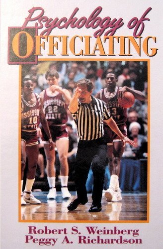 9780880114004: Psychology of Officiating