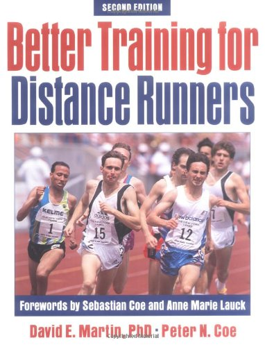 9780880115308: Better Training for Distance Runners - 2nd Edition