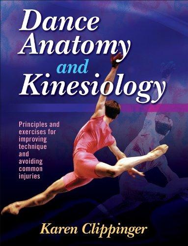 9780880115315: Dance anatomy and kinesiology