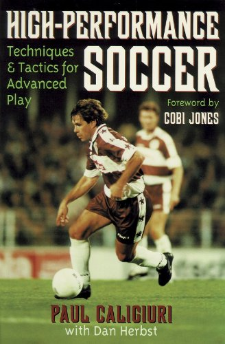 9780880115520: High-Performance Soccer: Techniques & Tactics for Advanced Play