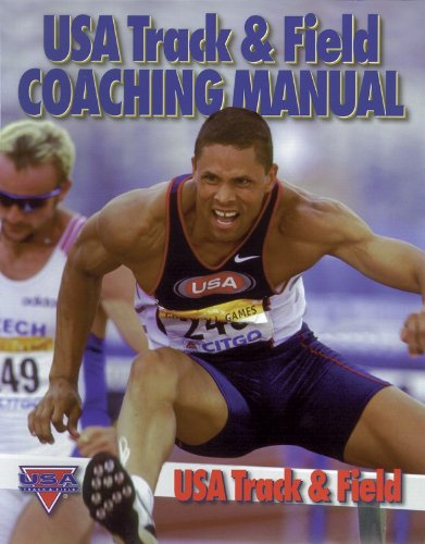 9780880116046: United States of America Track and Field Coaching Manual (USA Track & Field)