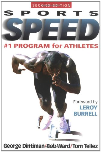 9780880116077: Sports Speed: #1 Program for Athletes