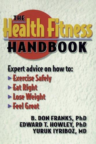 9780880116510: The Health Fitness Handbook