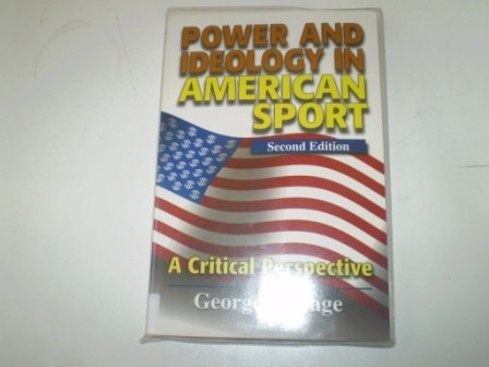 9780880116602: Power And Ideology In American Sport-2nd