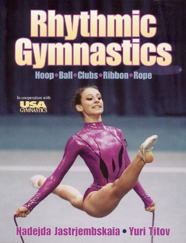 Rhythmic Gymnastics: Jastrjembskaia, Nadejda;Titov, Yuri