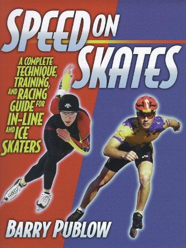 9780880117210: Speed on Skates