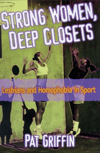 9780880117296: Strong Women, Deep Closets: Lesbians and Homophobia in Sport