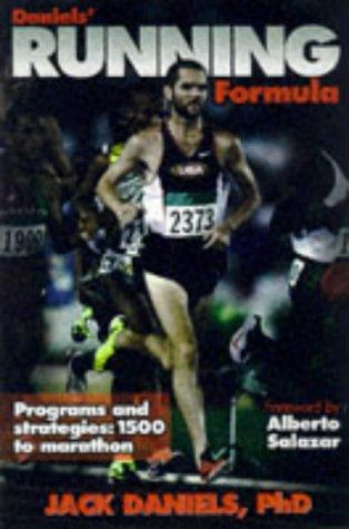 9780880117357: Daniel's Running Formula