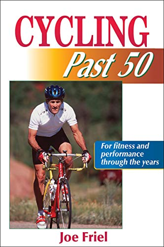 9780880117371: Cycling Past 50 (Ageless Athlete)