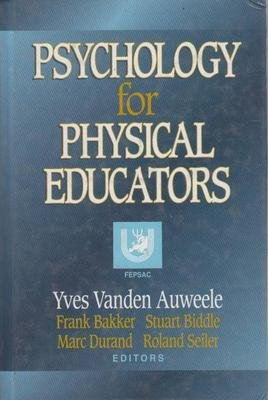 Psychology for Physical Educators: Vanden Auweele