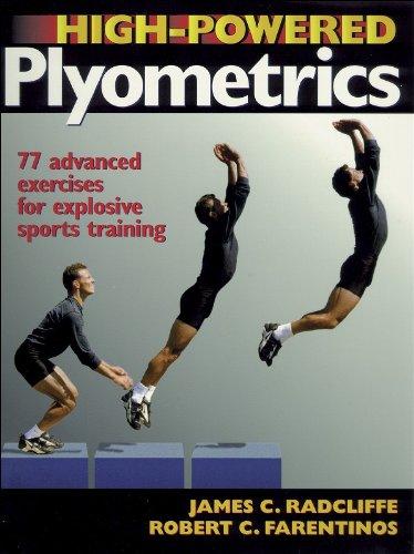 9780880117845: High Powered Plyometrics