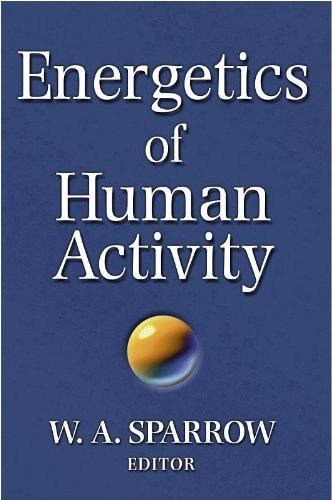 9780880117876: Energetics of Human Activity
