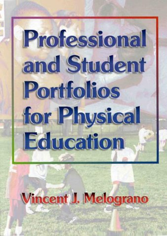 9780880118095: Professional and Student Portfolios for Physical Education