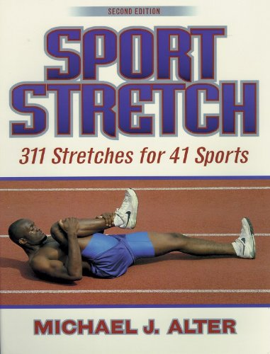 9780880118231: Sport Stretch, 2nd Edition: 311 Stretches for 41 Sports