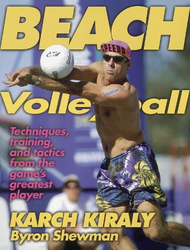 9780880118361: Beach Volleyball