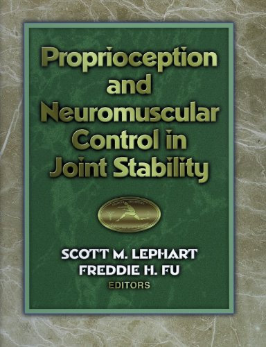 9780880118644: Proprioception Control in Joint Stability