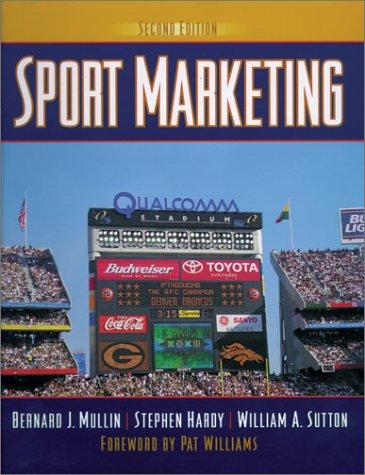 9780880118774: Sport Marketing