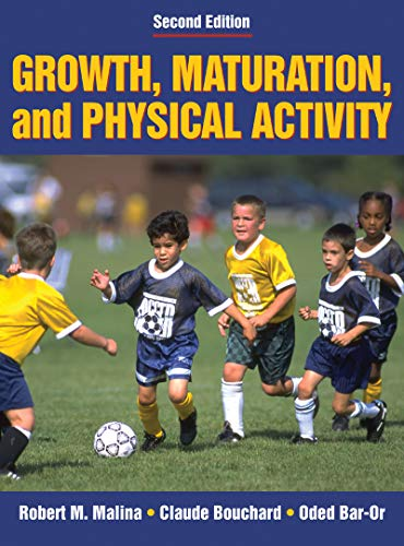 9780880118828: Growth, Maturation & Physical Activity - 2E