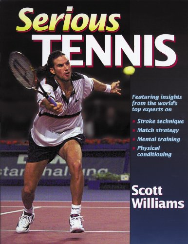 9780880119139: Serious Tennis