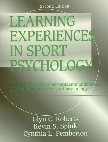 Learning Experiences in Sport Psychology: Roberts, G. C.