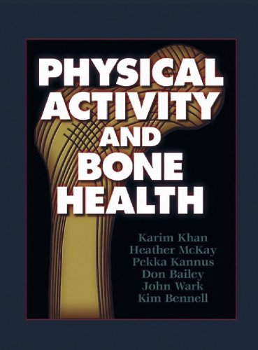 Physical Activity and Bone Health: Heather McKay, Pekka