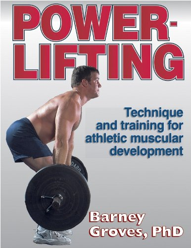 9780880119788: Powerlifting