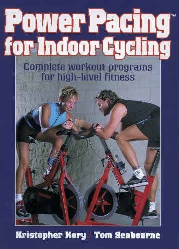 9780880119818: Power Pacing for Indoor Cycling