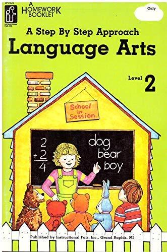9780880124584: Language Arts Step-By-Step, Level 2