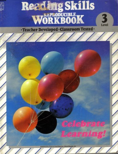 Reading Skills: Reproduceible Workbook (Level 3): Instructional Fair, Inc