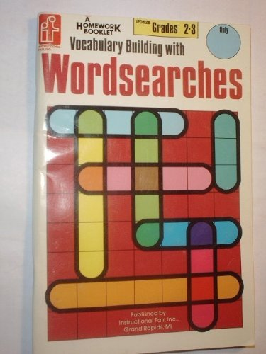 9780880127776: Vocabulary Building with Wordsearches