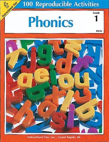 9780880128056: Phonics: 100 Reproducible Activities (Grade 1)