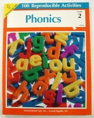 Instructional Fair Reproducibles: Phonics Grade 2: Fitzgerald, Holly