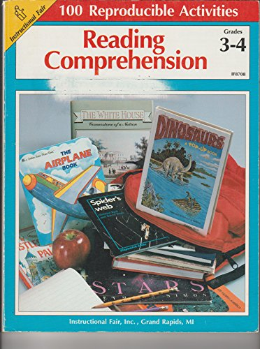 9780880128087: Reading Comprehension Reproducible A
