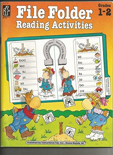 9780880128445: File Folder Reading Activities (Grades 1-2)