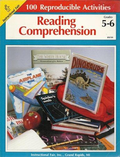 9780880128490: Reading Comprehension Grades 5-6