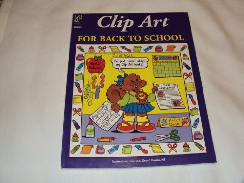 Clip Art for Back to School: Instructional Fair, Inc.