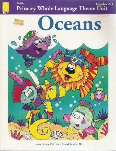 9780880129039: Oceans (Primary Whole Language Theme Unit, Grades 2-3)