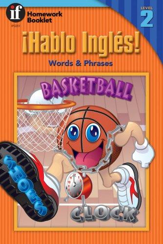 9780880129220: Hablo Ingles!, Level 2 (Homework Booklets)