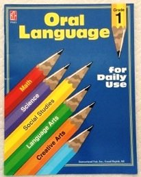 9780880129558: Oral Language for Daily Use, Grade 1