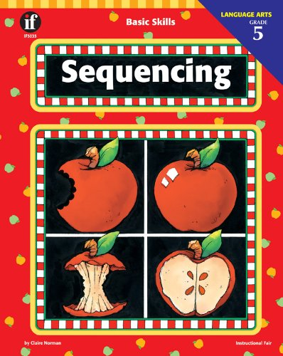 9780880129657: Basic Skills Sequencing, Grade 5