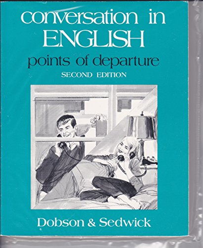 9780880180764: Conversation in English : Points of Departure